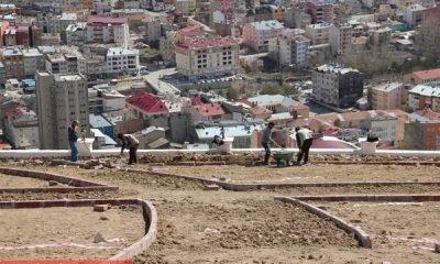 Şehit Osman'da Çalışmalar Son Hızıyla Devam Ediyor