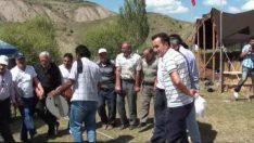 Taşçılar Köyünde Halay Vardı