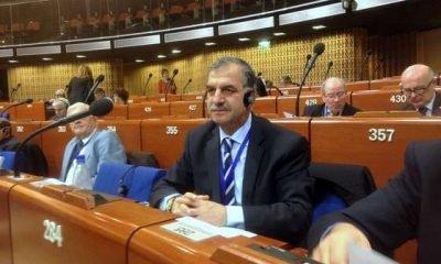 Avrupa Konseyi Kongresine Katılan Raci Bayrak, Yurda Döndü