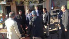 Özbek'ten, Ak Parti Aydıntepe Başkan Adayına Destek