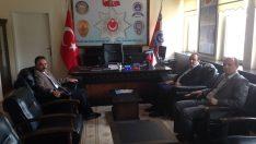 Özbek, Polis Meslek Yüksek Okulunu Ziyaret Etti