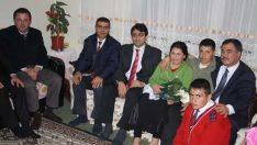 Engelleri El Ele Aşalım Projesi Kapsamında Aile Ziyaretleri