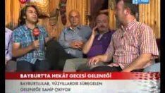 """""""BayDer Hekat Geceleri"""" TRT Arşivlerinde"""
