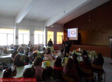 Bayburt PMYO, Trafik Eğitimlerine Devam Ediyor