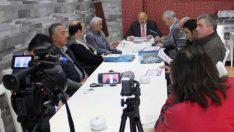 Başkan Polat, 5 Yılını Değerlendirdi