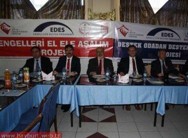 EDES Projelerinin Tanıtım Toplantıları Yapıldı