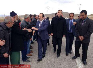 Özbek: Bayburt, En Fazla Yatırım Aldığı Dönemi Yaşıyor