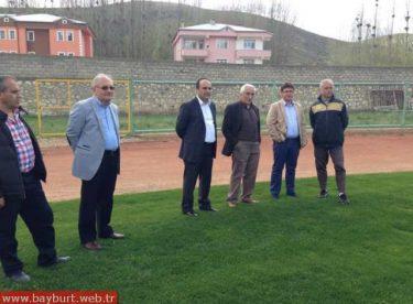 Milletvekili Özbek'ten Play Off Öncesi Moral