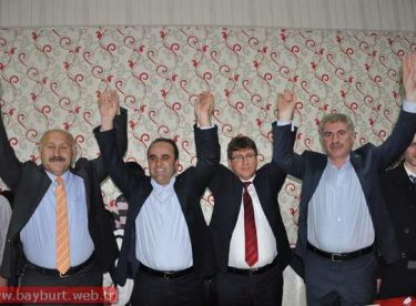 Milletvekili Özbek, Bayburt 'İstikrar' Dedi