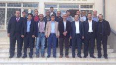 Özbek'ten Arpalı Belediyesine Teşekkür Ziyareti