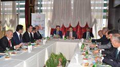 KUDAKA 55. Yönetim Kurulu Toplantısı Erzincan'da Yapıldı