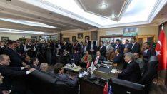 Bayburt Belediye Başkanlığında Devir Teslim Töreni