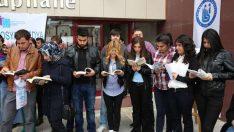 Kütüphaneler Haftası Okunarak Kutlandı