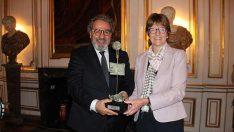 Bayburt Baksı Müzesi'Avrupa'da Yılın Müzesi'Ödülünü Aldı