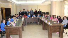 Bayburt Belediyesi'nde Öğrencilere Sosyal Bilgiler Dersi