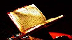 Bayburt'ta Kuranı-ı Kerim Okumada 11 İl Yarıştı