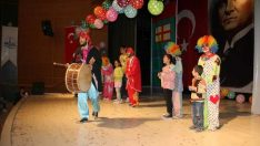 Bayburt Belediyesi'nden 5. Geleneksel Çocuk Şenliği