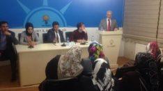 Ak Parti'de Seçimlerden Sonra İlk İl Danışma Toplantısı