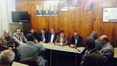 Ak Parti'nin Aydıntepe'deki Seçim Çalışmaları Devam Ediyor