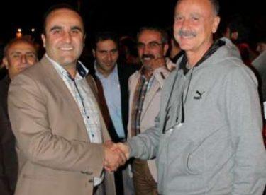 Milletvekili Özbek'ten Play Off Maçı Öncesi 12. Adam Çağrısı