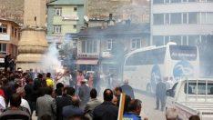 Bayburtspor, Malatya'ya Dualarla Uğurlandı