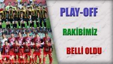 Bayburtspor'un Rakibi Mardinspor Oldu