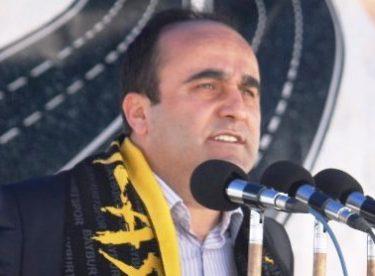 Özbek'ten Bayburt Grup İl Özel İdare Spor'a Kutlama