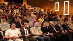 """Bayburt Üniversitesinde """"Kentsel Dönüşüm Konferansı"""""""