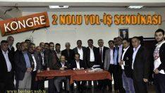 2 Nolu Yol-İş Sendikası Yönetim Kurulu Seçimi Yapıldı