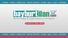Bayburtilan.com Yayında…