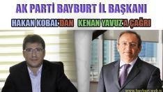 İl Başkanı Hakan Kobal'dan Kenan Yavuz'a Çağrı!