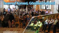 Tasavvuf Konseri, Gönülleri Fethetti