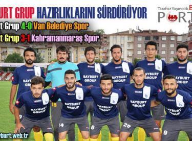 Bayburt Grup, Nevşehir'de Hazırlıklarını Sürdürüyor