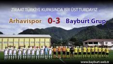 Ziraat Kupasında Bir Üst Turdayız