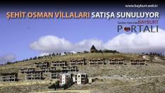 Şehit Osman Villaları Satışa Sunuluyor