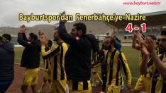Bayburt Spor Yönetiminden Birlik Mesajı