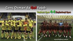 Genç Osman'da Gol Yağdı