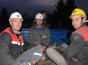 18 İşçinin Mahsur Kaldığı Maden Faciasında 5'inci Gün