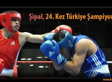 Şipal, 24. Kez Türkiye Şampiyonu