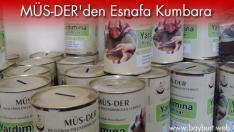 MÜS-DER'denEsnafa Kumbara