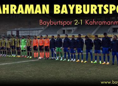 Kahraman Bayburtspor