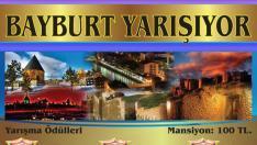 Bayburt'un Turizm Değerlerinin Anlatımı için yarışacaklar