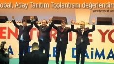 İl Başkanı Kobal Aday Tanıtım Toplantısını değerlendirdi