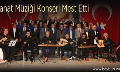 Sanat Müziği Konseri Mest Etti