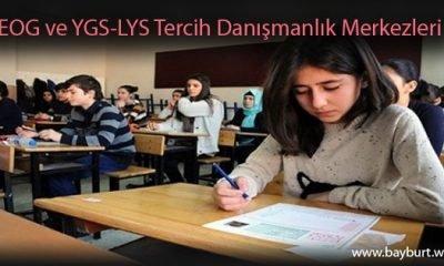 TEOG ve YGS-LYS Tercih Danışmanlık Merkezleri