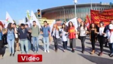 Ankara'da patlama anı