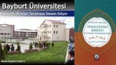 Bayburt Üniversitesi Bayburtlu Âlimleri Tanıtmaya Devam Ediyor