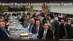 KUDAKA Kalkınma Kurulu Üyeleri Bayburt'ta Toplandı