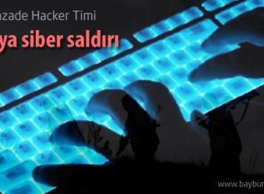 PKK'ya siber saldırı