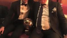 Gültekin Gencer Messi ile görüştü